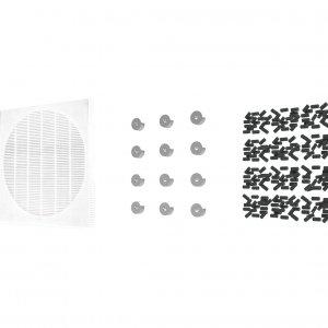 esploso filtro hemaca brevettato a tre strati